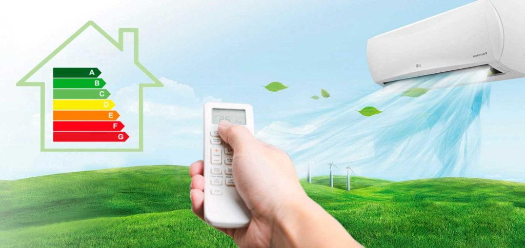 Eficiencia de aires acondicionados