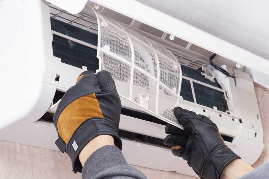 Mantenimiento de aires aocndicionados