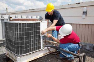 Mantenimiento correctivo de aires acondicionados
