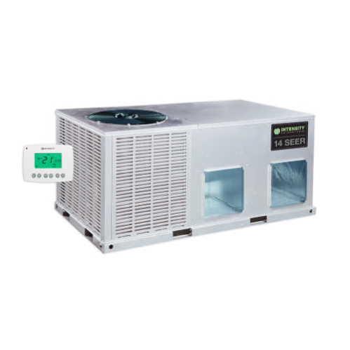 Equipo de aire acondicionado tipo paquete
